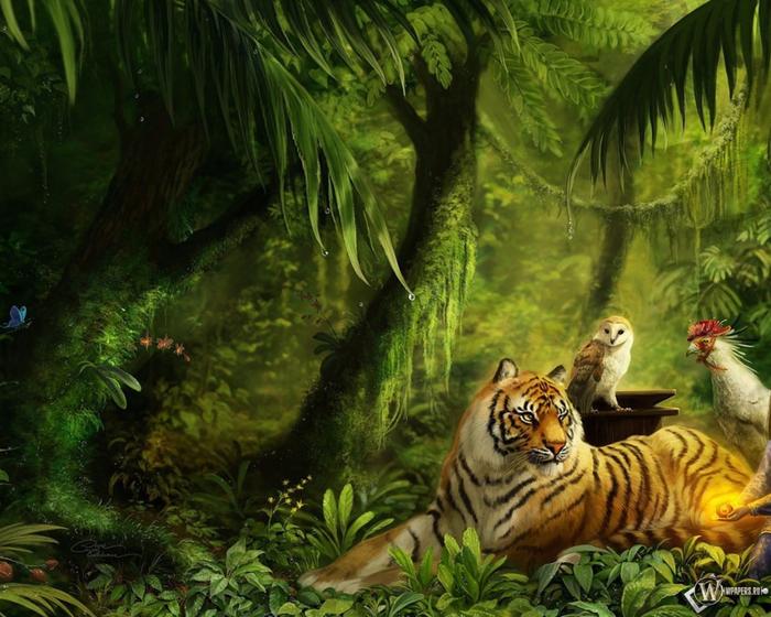 wpapers_ru_Животные-в-лесу (700x560, 462Kb)