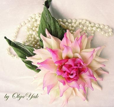 Galleryru / георгин - цветы нихона (мои работы) - rinatsareva
