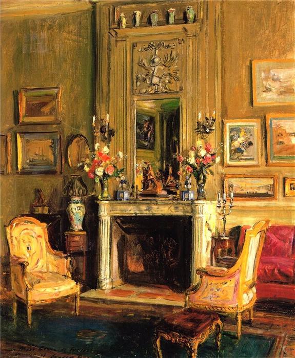 1Walter Gay Elsie de Wolfe's Drawing Room (575x700, 553Kb)