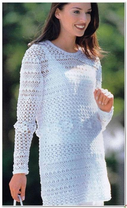 женский пуловер связанный крючком/3071837_111 (427x700, 232Kb)