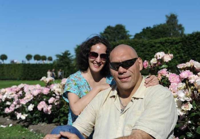 Семейное счастье супругов Валуевых