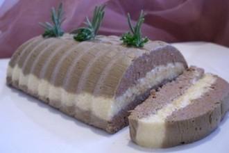 слоеный паштет из куриной печени и сыра (330x220, 55Kb)