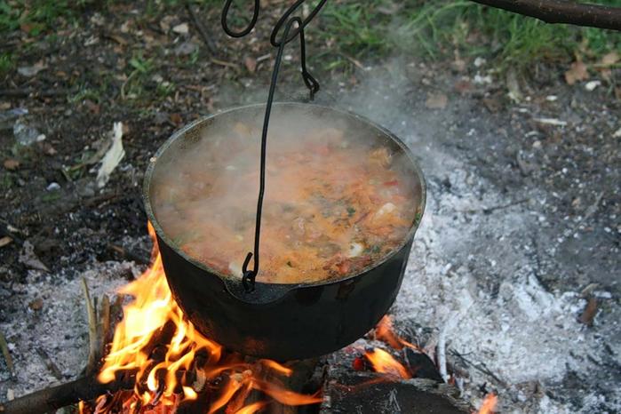 Походная пища, которая является прекрасной альтернативой традиционным шашлыкам