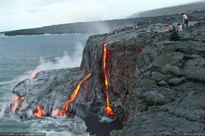 самые опасные вулканы планеты