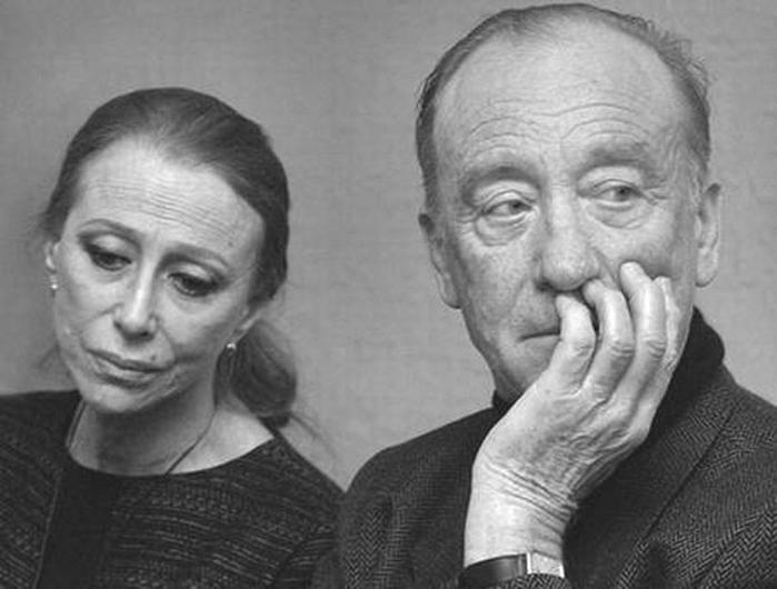 Редкие фото супружеской пары Щедрин-Плисецкая
