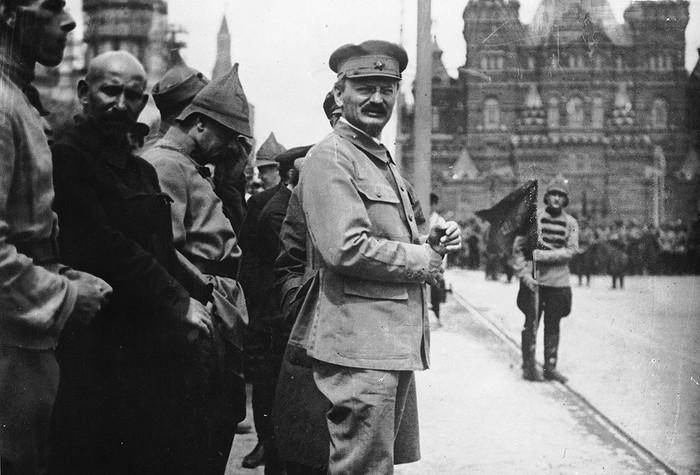Неизвестные факты о Красной армии