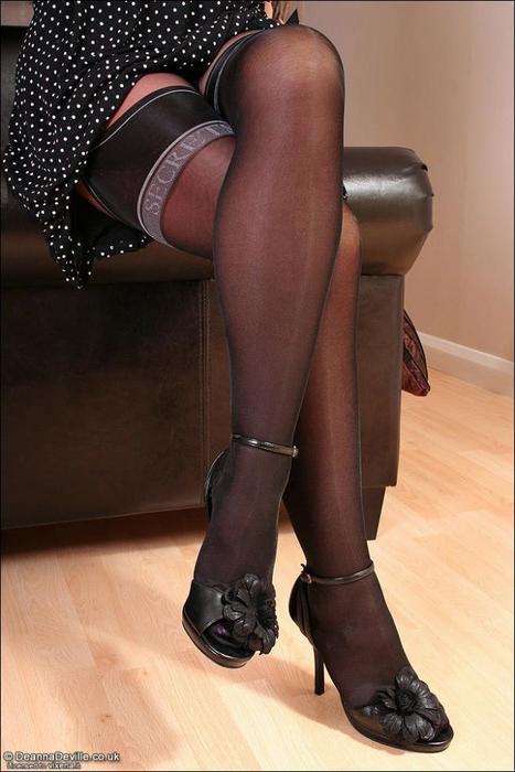 ножки капрон фото