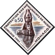 YtMC 553  Sphinx from the spinx-avenue in Wadi es-Sebua Защита монументов в Нубии (230x230, 24Kb)