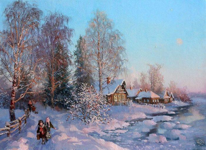 Vladimir_Zhdanov_zima_04-e1469493330283 (700x510, 94Kb)