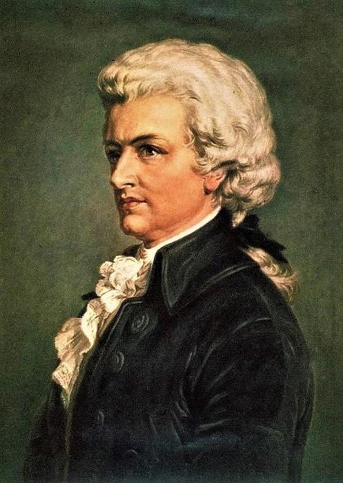 Burchard Dubeck   -  Wolfgang Amadeus Mozart 1808 (497x700, 118Kb)