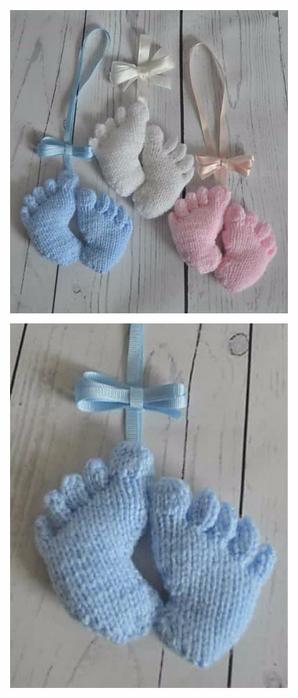 Amigurumi-Baby-Footprints-Knitting-Pattern (298x700, 172Kb)