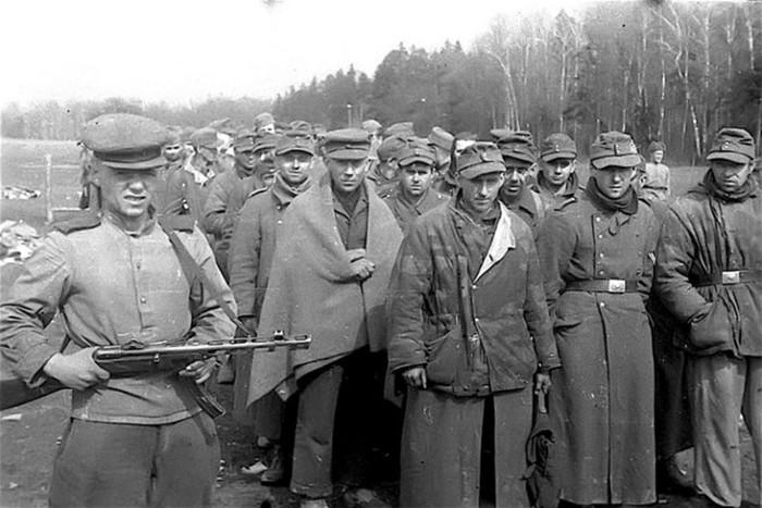 Великая Отечественная война завершилась полным разгромом фашистской Германии