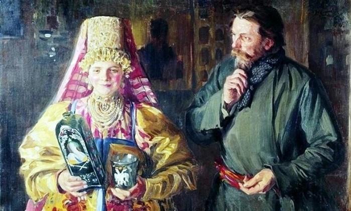 Почему русские женщины так сильно красятся?