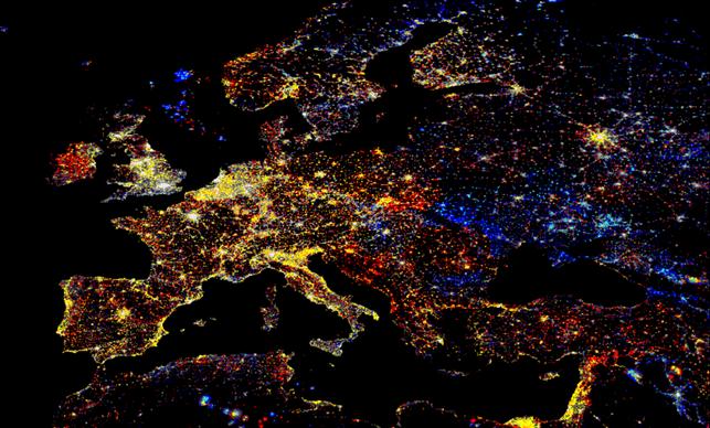 Подборка интересных фактов о странах Европы