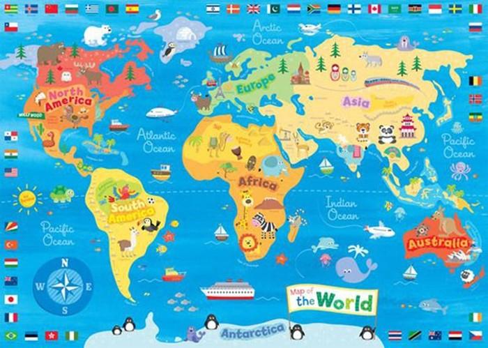 Самые интересные факты о разных странах планеты