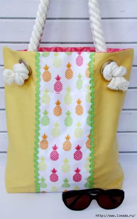 Easy-Summer-Pineapple-Totebag-639x1024 (437x700, 202Kb)