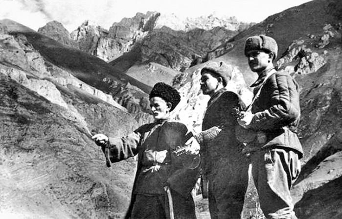 Почему с 1942 года жителей Северного Кавказа не брали на войну?