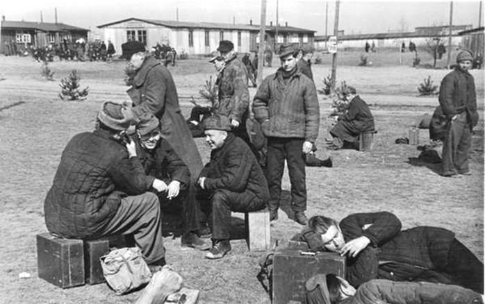 Как содержали пленных немцев в Советском Союзе?