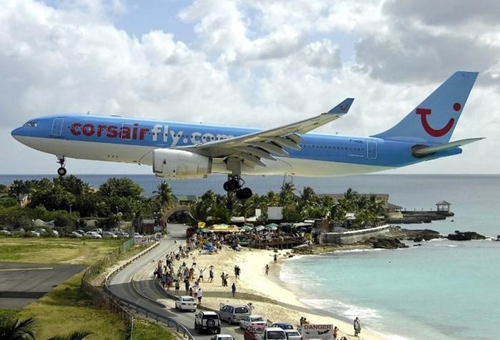 Рейтинг: Самые опасные аэропорты мира (видео)