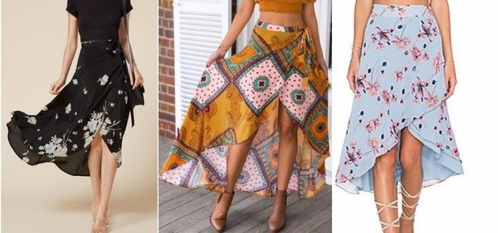 Выкройка модной юбки (700x327, 232Kb)