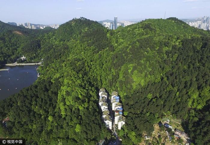 дом в лесу китай 1 (700x483, 407Kb)