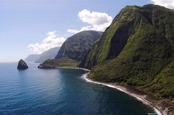 Национальный исторический парк Калопапа гавайи 1 (700x466, 334Kb)