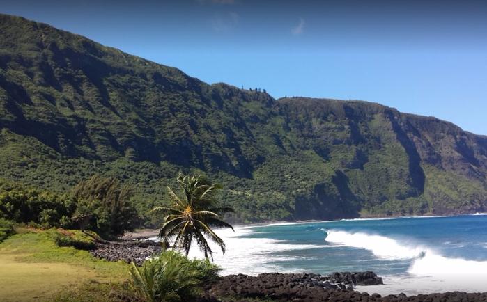 Национальный исторический парк Калопапа гавайи 5 (700x434, 304Kb)