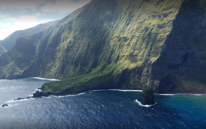 Национальный исторический парк Калопапа гавайи 7 (700x440, 300Kb)