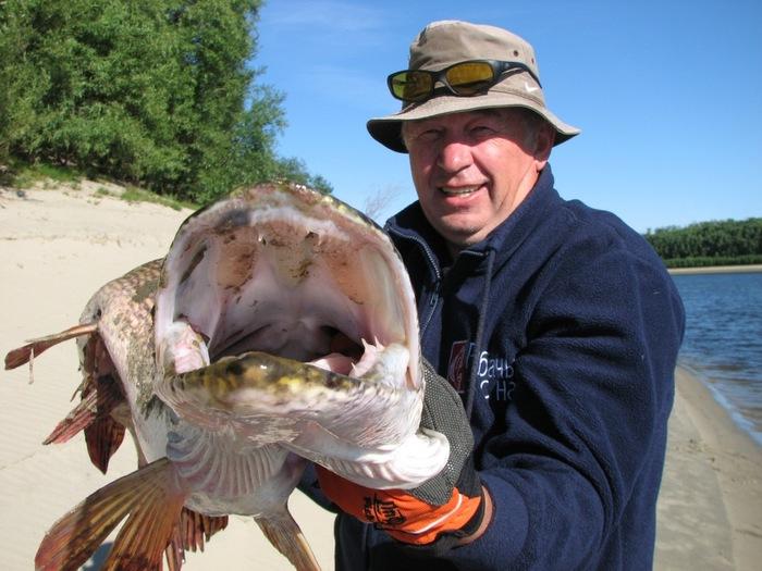 рыбалка на урале в россией