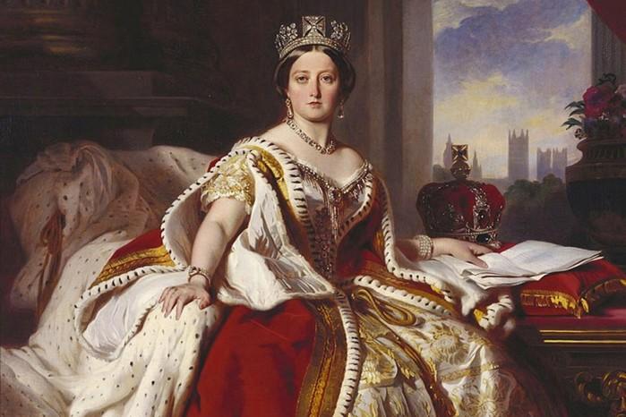 Королева Виктория. 1859 (700x466, 90Kb)