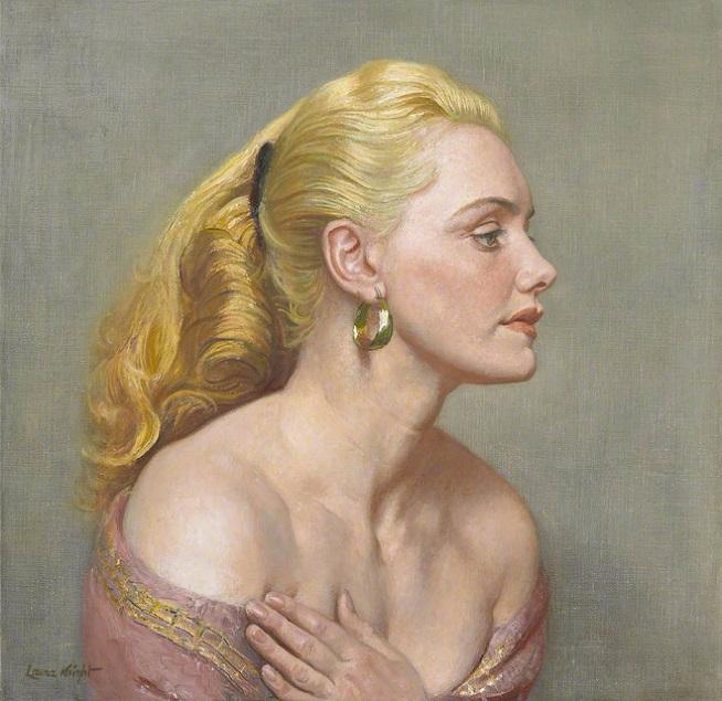 Джоан Родос (Joan Rhodes). 1955 (654x635, 372Kb)