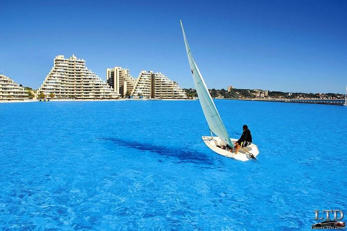 Уникальный чилийский отель! Желаете отдохнуть в оригинальном курортном месте