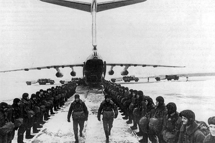 Призывники СССР: кого брали служить в ВДВ?