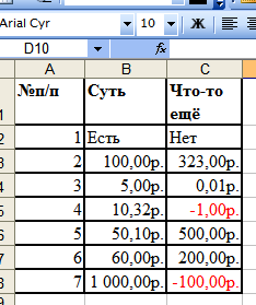 Excel 2003 copying formatted table (234x279, 7Kb)