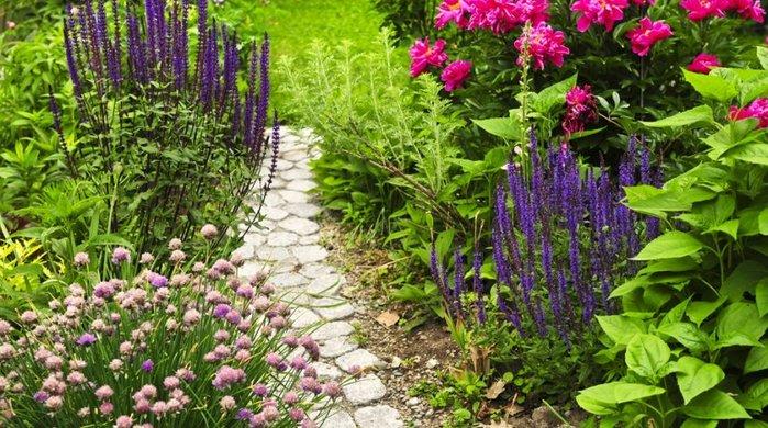 """alt=""""Уютные садовые дорожки, по которым хочется ходить.""""/2835299__1_ (700x390, 111Kb)"""