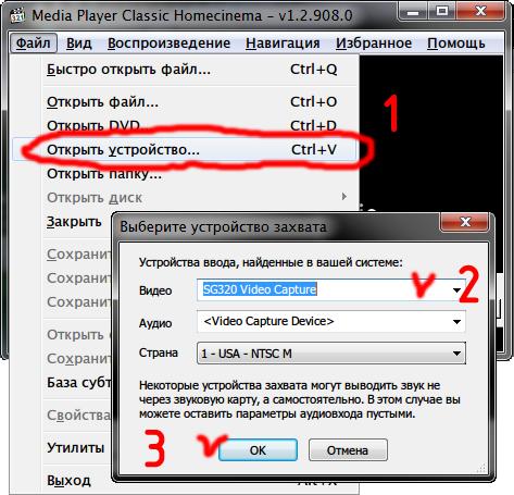 Remote web-cam over RDP via MPlayerc (473x455, 100Kb)