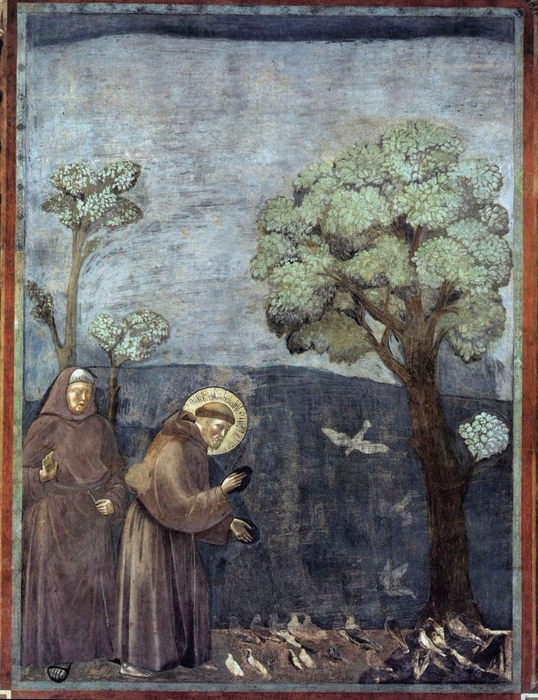 st-francis-preaching-to-the-birds-1299 (538x700, 452Kb)