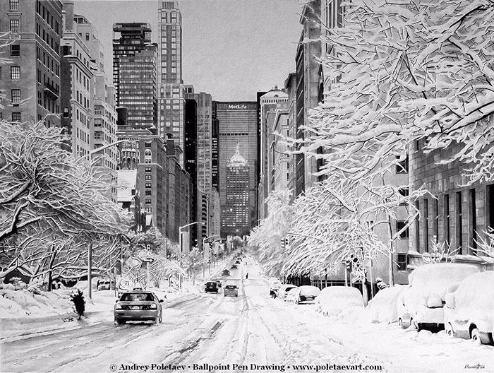 13. Зима в мегаполисе (700x528, 345Kb)