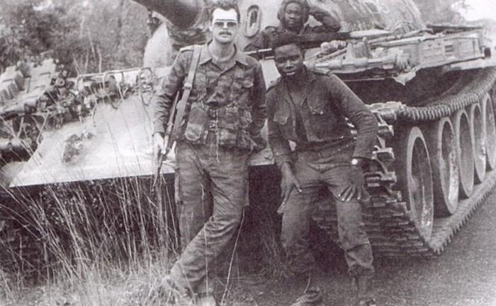 Зачем Советский Союз воевал в Анголе