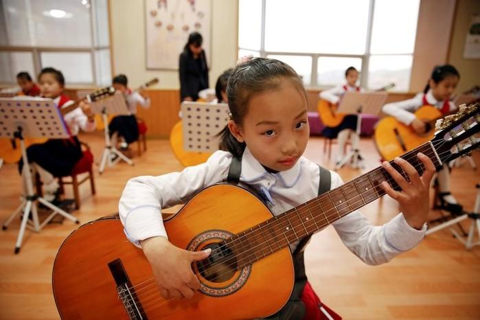 Как живут дети в Северной Корее?