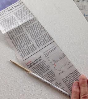Плетем подсвечник «Звезда» из газетных трубочек (2) (285x320, 87Kb)
