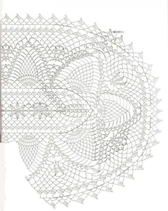 схема овальной салфетки/3071837_stat2802 (554x700, 264Kb)