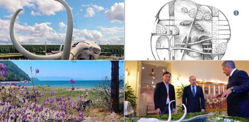 Берег Байкала украсит новый отель