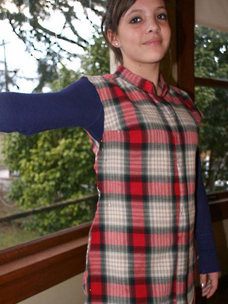 Женская Блузка Из Мужской Рубашки Мастер Класс