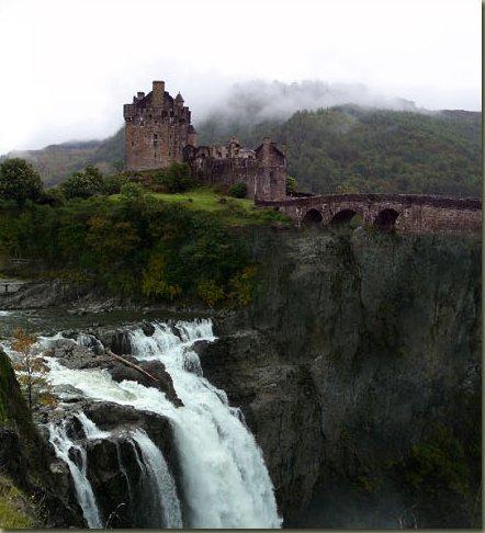 Водопад, Замок и Небо */3071837_11 (442x486, 42Kb)