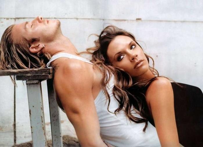 Дэвид и Виктория Бекхэм— история любви
