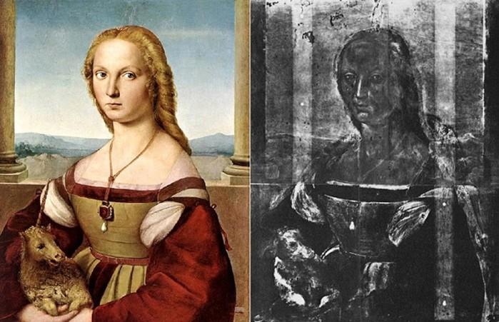 Скрытые детали в шедеврах живописи, которые не видит зритель