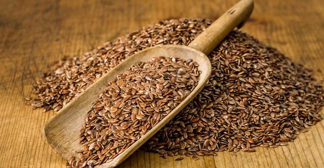 молотые семена льна для похудения