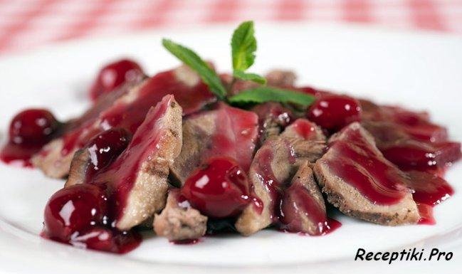 Блюда из утки рецепт в духовке