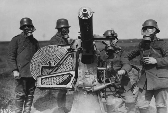 Технологические новинки и изобретения во время Первой мировой войны